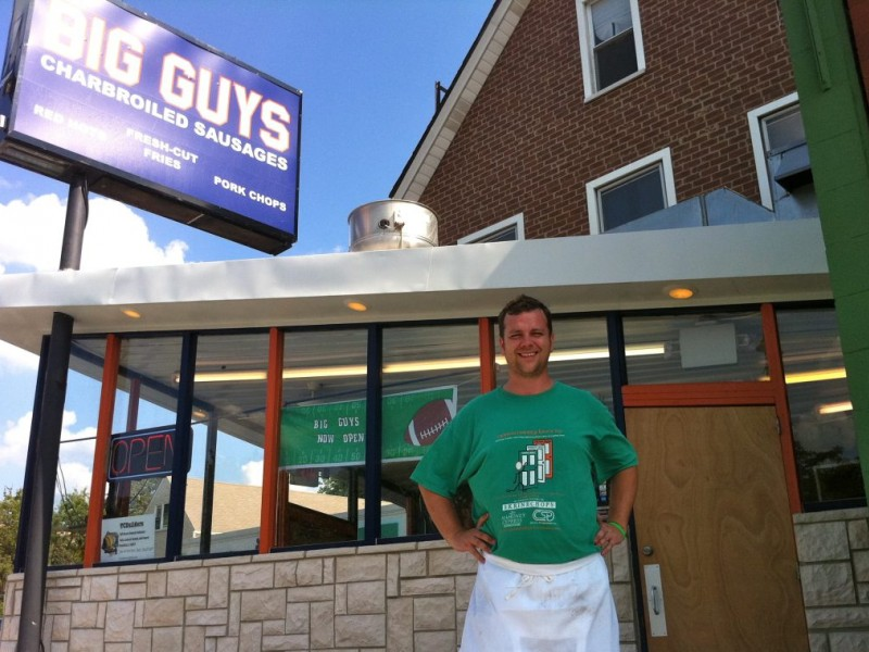 Big Guys Sausage Blue Collar Gourmet For Roosevelt Road Oak Park Il Patch