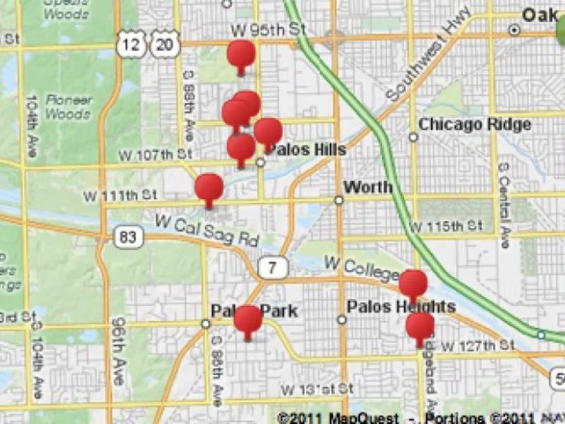 Areas Of Chicago To Avoid Map on map of chicago bad neighborhoods, map of chicago red light districts, map of chicago traffic,