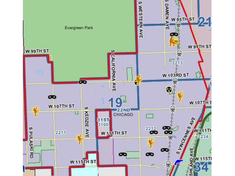 19th Ward Crime Incidents 5 Burglaries 1 Car Theft Beverly Il Patch
