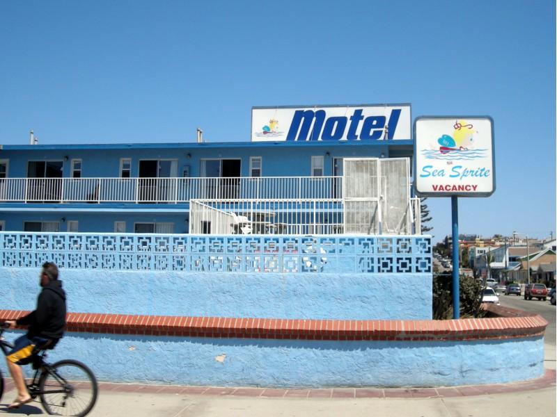 Sea Sprite Motel Hermosa Beach