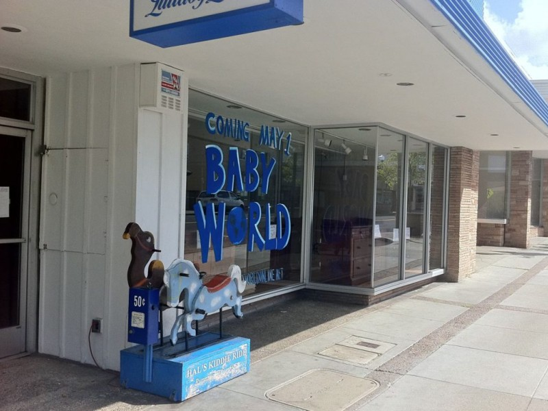 Bon With Lullaby Lane Gone, Baby World Set To Move In To Fill Baby Store Void