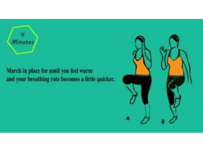 7 minute workout instructions