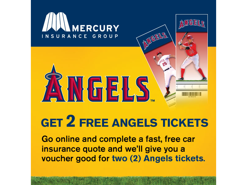 Mercury Insurance Quote | Mercury Insurance Takes Angels Fans Out To The Ballgame Woodland