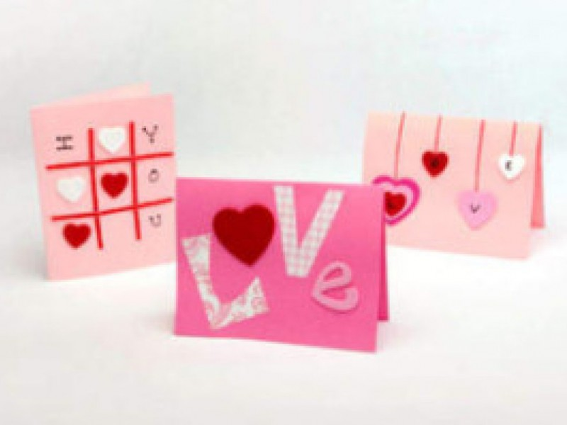 Ideas For Valentines Cards To Make Part - 48: ... Patch Picks: 5 Unique Valentineu0027s Day Gift Ideas- ...
