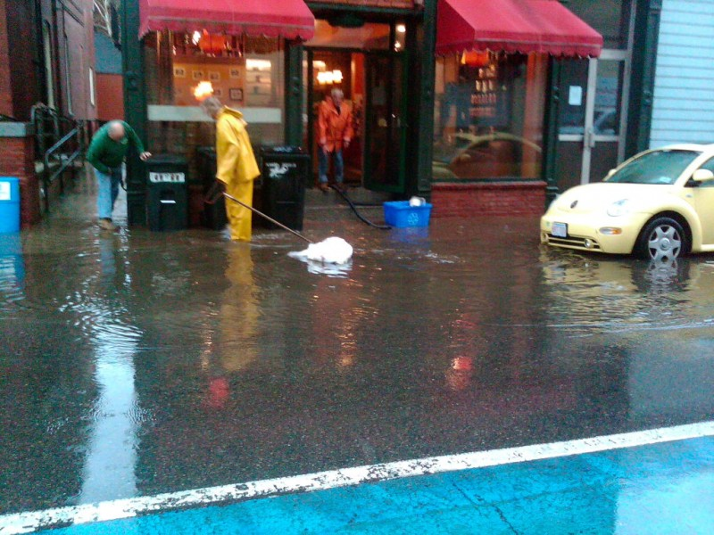 USER PHOTOS: Marblehead Flood Damage   Marblehead, MA Patch