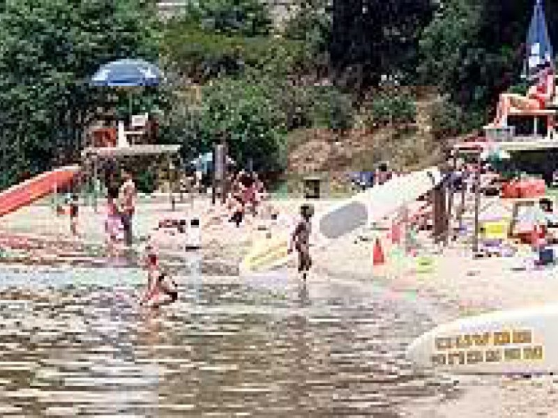Cull Canyon 39 S Sandy White Beach Opens Saturday For Swim Season Castro Valley Ca Patch