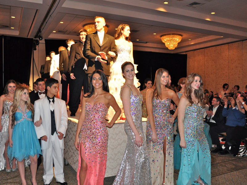 Cinderella\'s Closet Prom Fashion Show | Marlboro, NJ Patch
