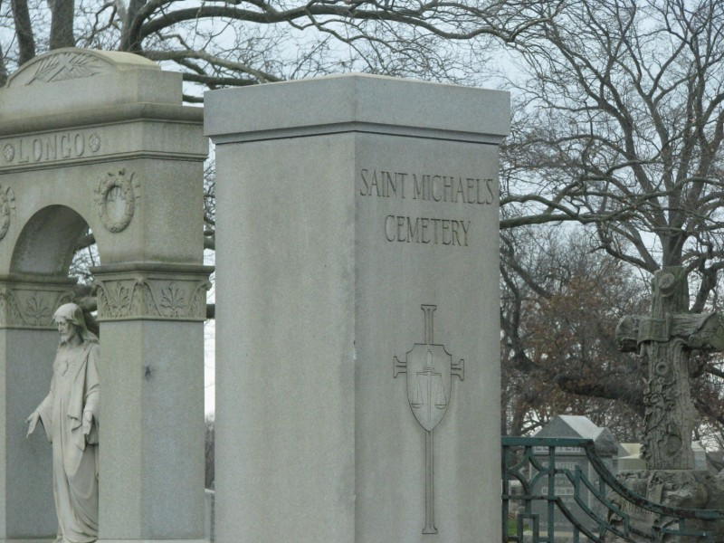 Thieves Target Bronze Gravesite Vases At St Michaels Cemetery