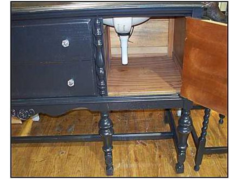 - Challenges Of Using An Antique Bathroom Vanity Troy, MI Patch