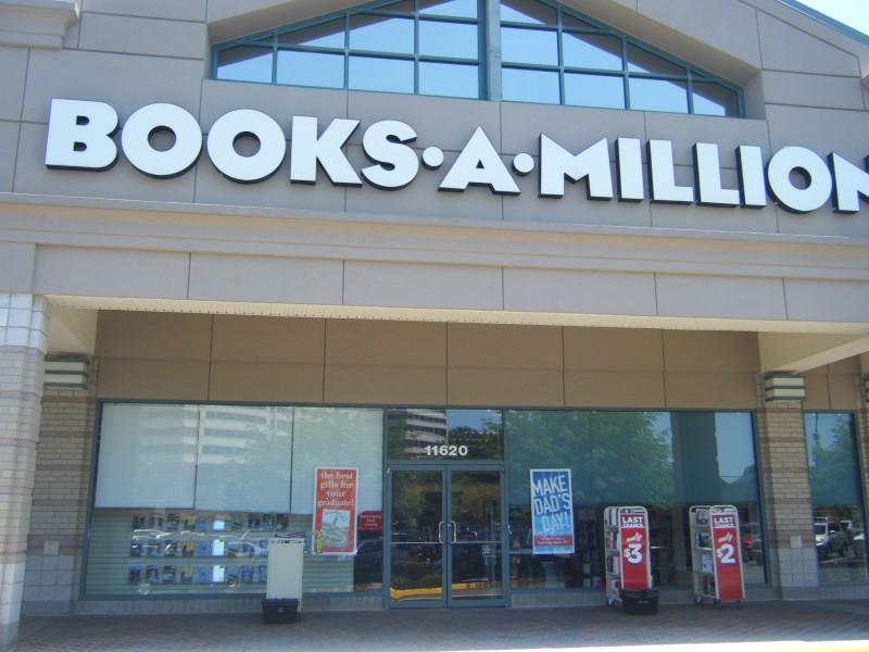 books million reston plaza location close america va bookstore patch april around its