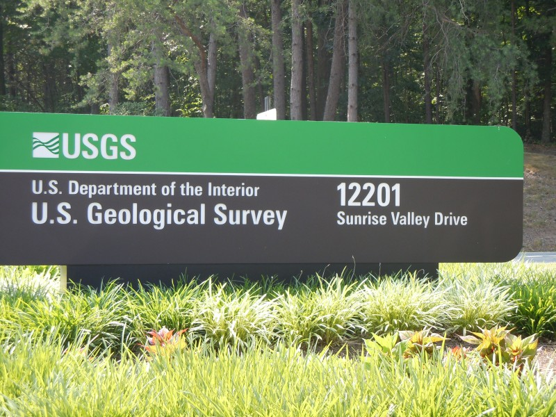 USGS Reston Map Store to Close in January Reston VA Patch
