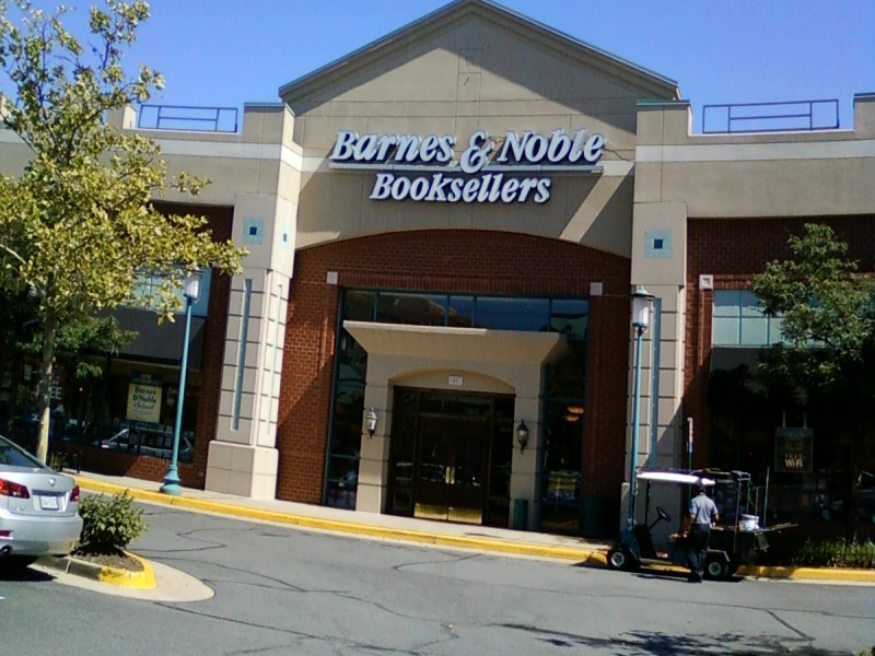 Reston Barnes & Noble Closing In Early 2013