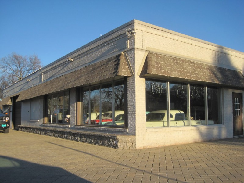 Old Dealership to Sell Rod Baker \'Classic\' Cars | Plainfield, IL Patch