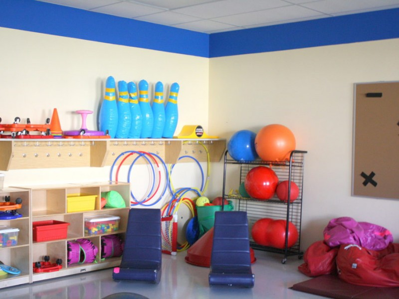 Valley View S Autism Room Explores Senses Romeoville Il