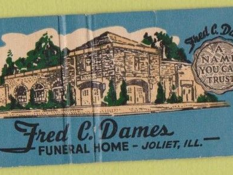 Saw It on eBay: Old Matchbooks from Joliet Businesses   Joliet, IL ...