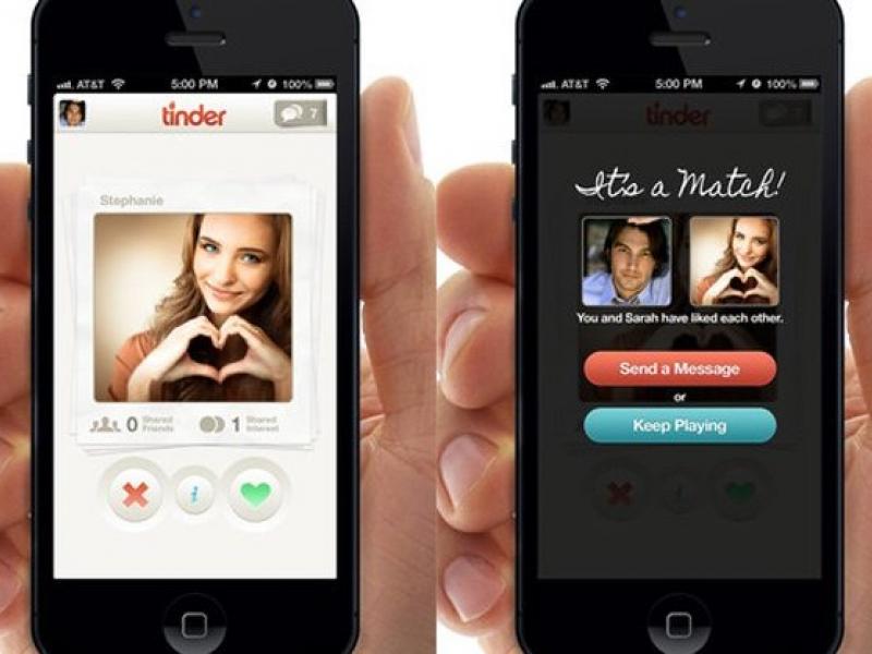 Is tinder a hookup app