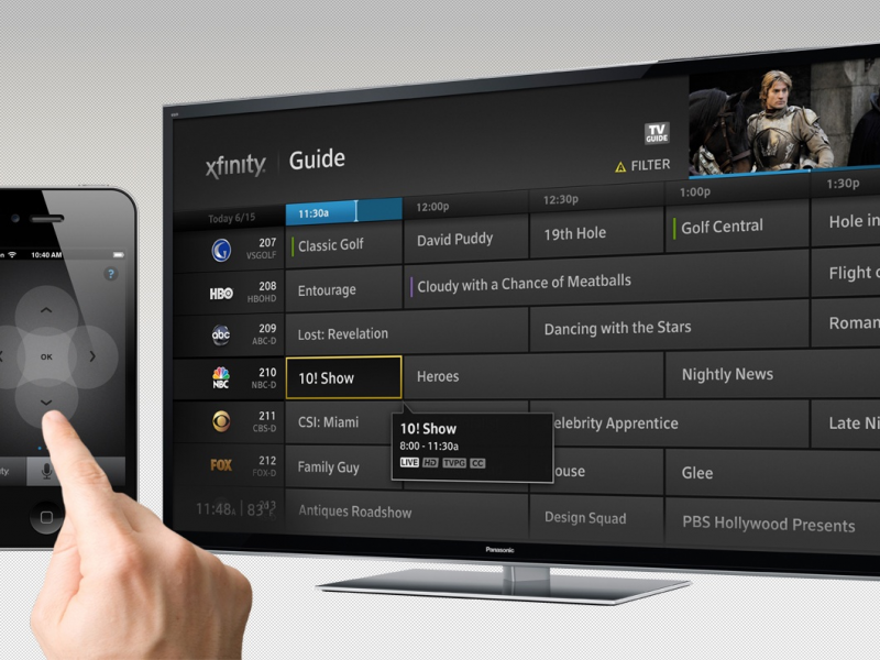 Comcast Launches X1 Platform from Xfinity in Michigan