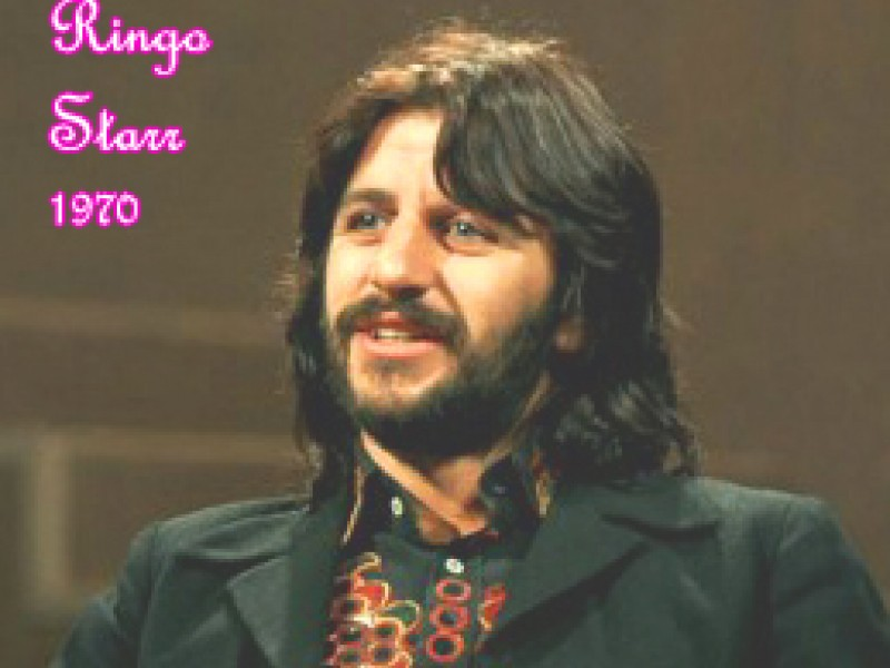 Ringo Starr 1970 1978 Solo Roseville Mn Patch