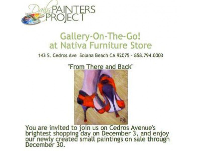 Daily Painters Project Gallery On The Go Nativa Furniture Store Best Nativa Furniture Collection