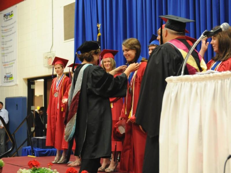 Photos simley high school graduation ceremony inver - Garden grove school district calendar ...
