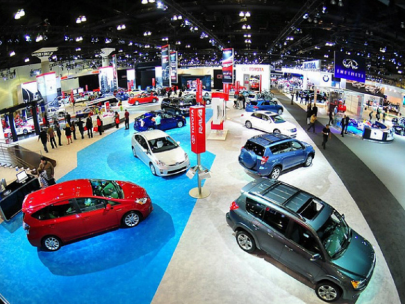 LA Auto Show Revs Up This Weekend Beverly Hills CA Patch - Beverly hills car show