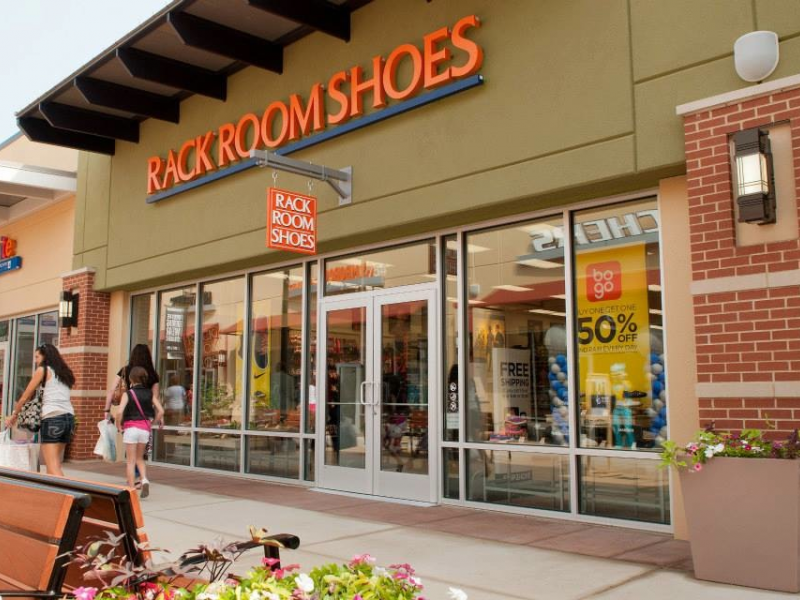 Rack Room Shoes Celebrates First St Louis With Free For A Year