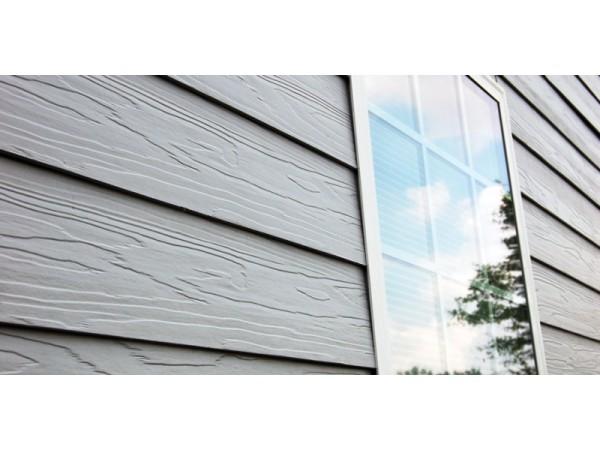 The advantages of fiber cement siding glenview il patch for Fiber cement siding brands