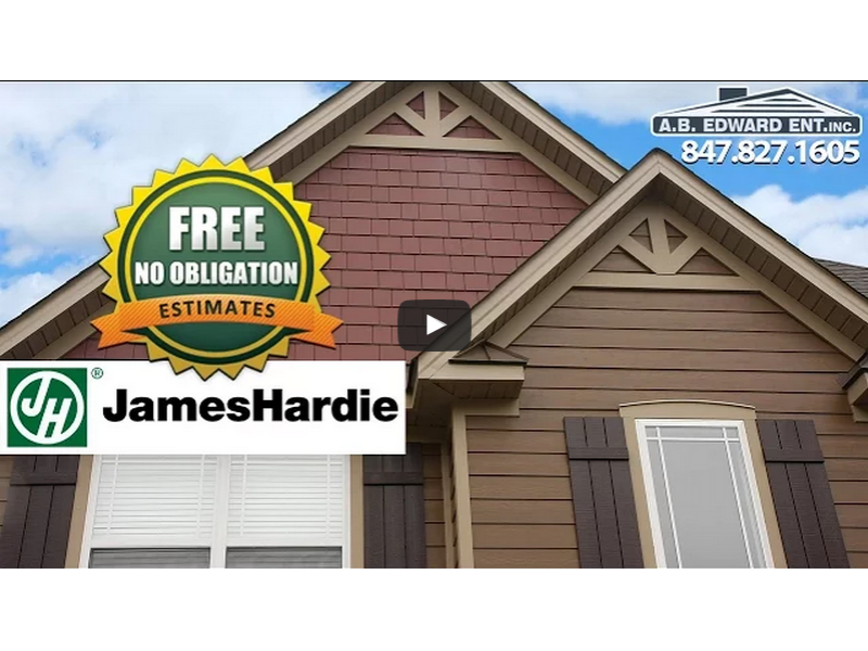 Siding Contractor Chicago James Hardie Fiber Cement Siding Chicago Heights Il Patch