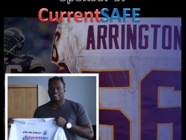 Benfield Electric At The Capital Home And Garden Show With Lavar Arrington