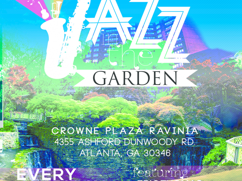 Jazz in the Garden Featuring Eric Thomas and Elevate the Quest ...