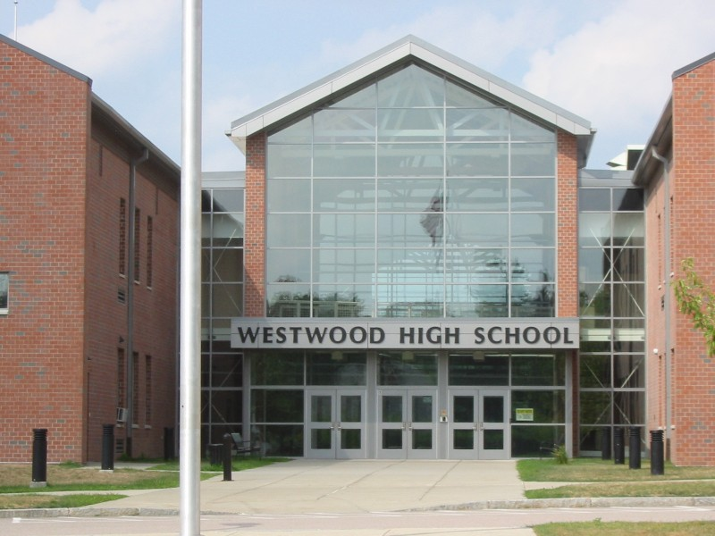 Westwood High School is a top rated, public school located in Westwood, MA. It has students in grades with a student-teacher ratio of 13 to 1. According to state test scores, 95% of students are at least proficient in math and 98% in reading.4/5().