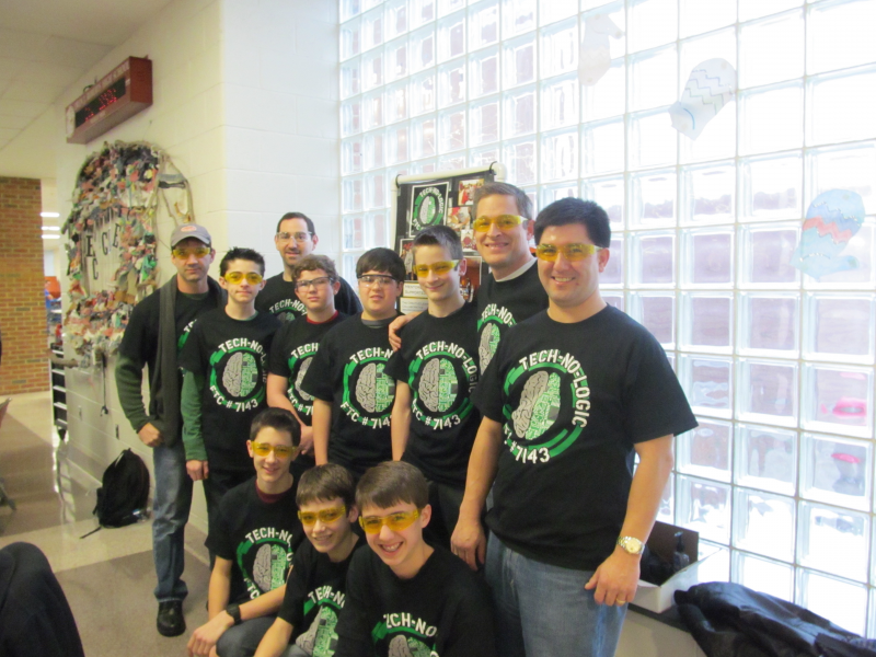 Rookie Ftc Teams Gear Up For Competition Peters Pa Patch