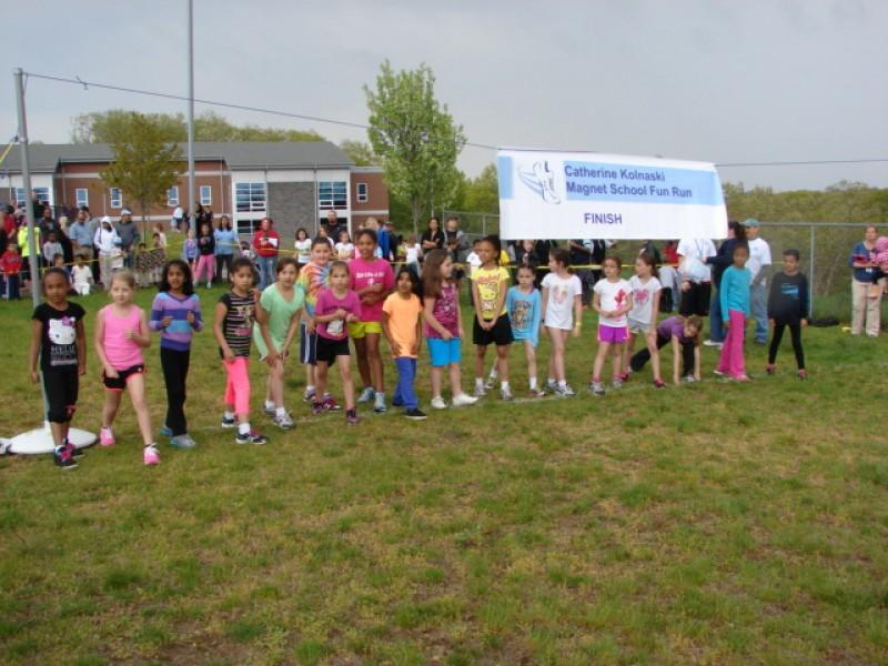 6th Annual Kids Fun Run!
