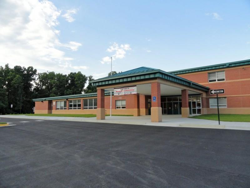 What Elemenraty School Is Garden City In Arlington Va