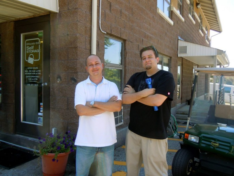 Bid On A Mystery At Storage Unit Auctions Ellicott City