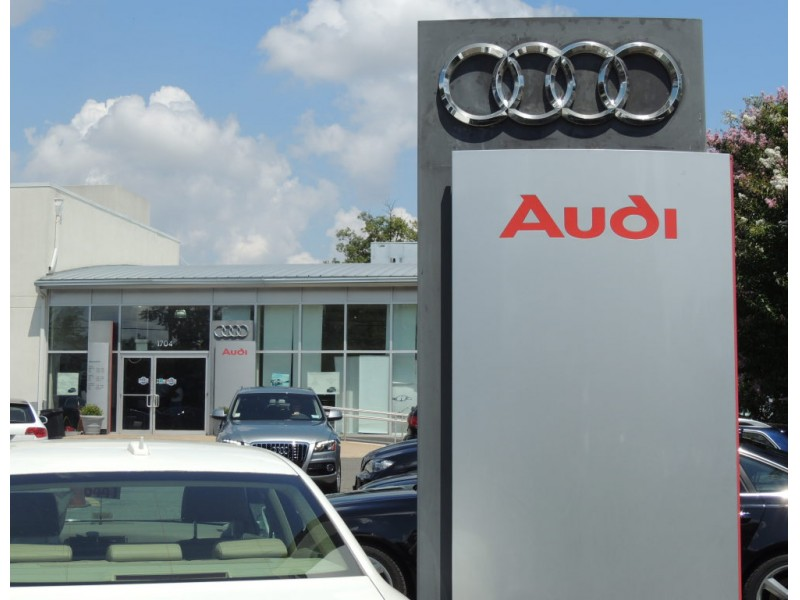 Audi Dealership to Open on Pike Next Month | ARLnow.com