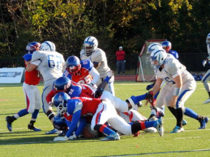 Virginia High School Football Playoff Scores Centreville Lake