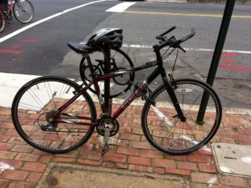 Report: Bike Theft in Alexandria at Five-Year Peak