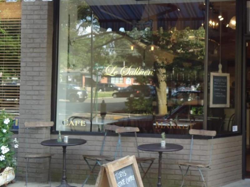 Piece De Resistance Le Salbuen Cafe Market Montclair