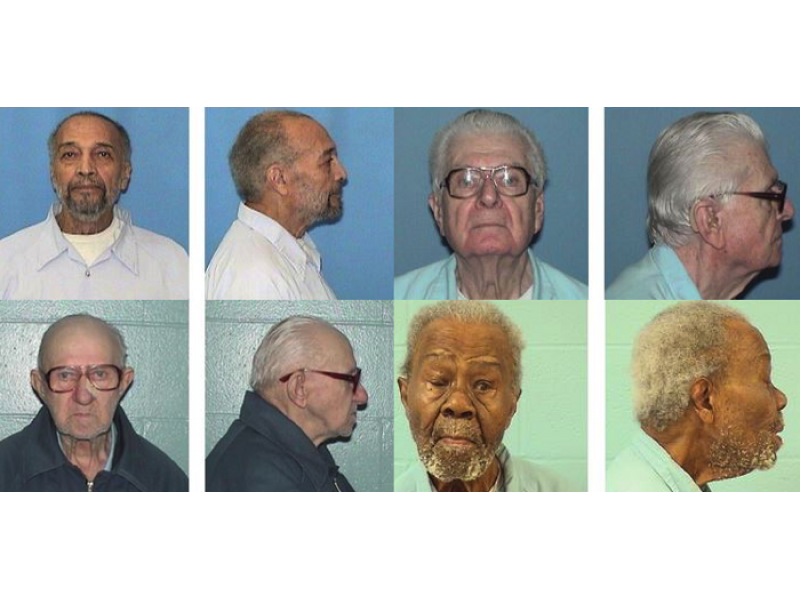 The Top 10 Oldest Prisoners in Illinois | Oak Forest, IL Patch