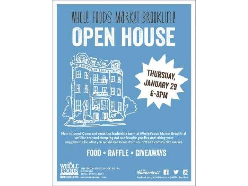 Whole Foods In Brookline Massachusetts