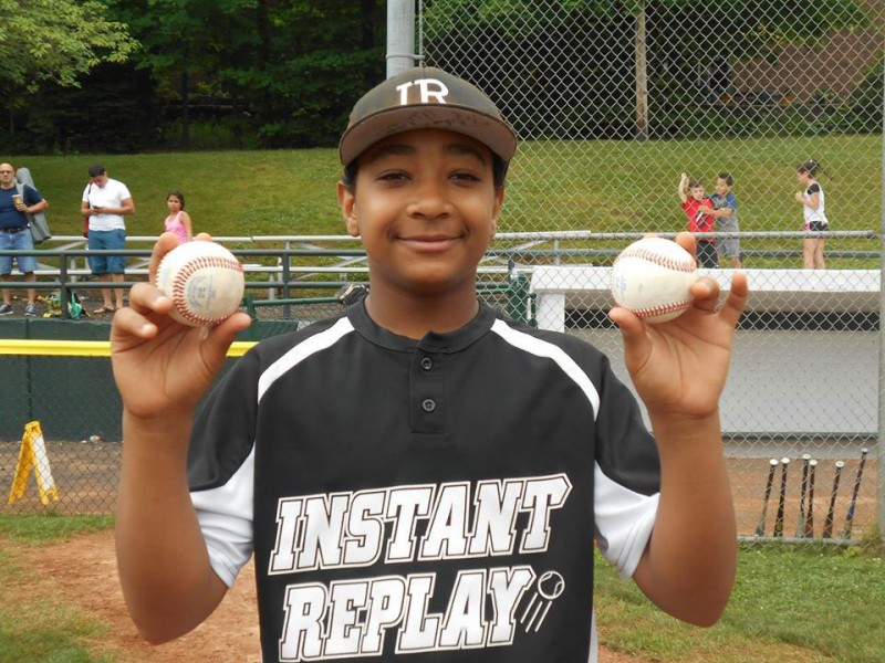 Gentil ... Instant Replay, Vinnyu0027s Backyard Win Stamford Little League  ...