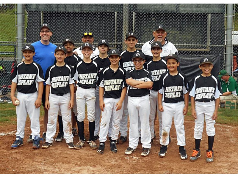Instant Replay, Vinnyu0027s Backyard Win Stamford Little League | Stamford, CT  Patch