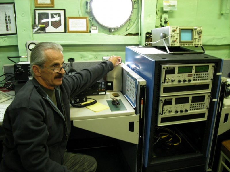 California Smog Laws >> USS Hornet Ham Radio Club to Hold Field Day | Alameda, CA Patch