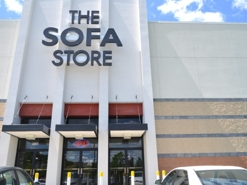 ... Behind The Counter: The Sofa Store 0 ...
