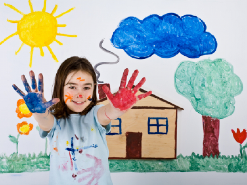drawing painting classes for kids in berkeley - Children Painting Pictures