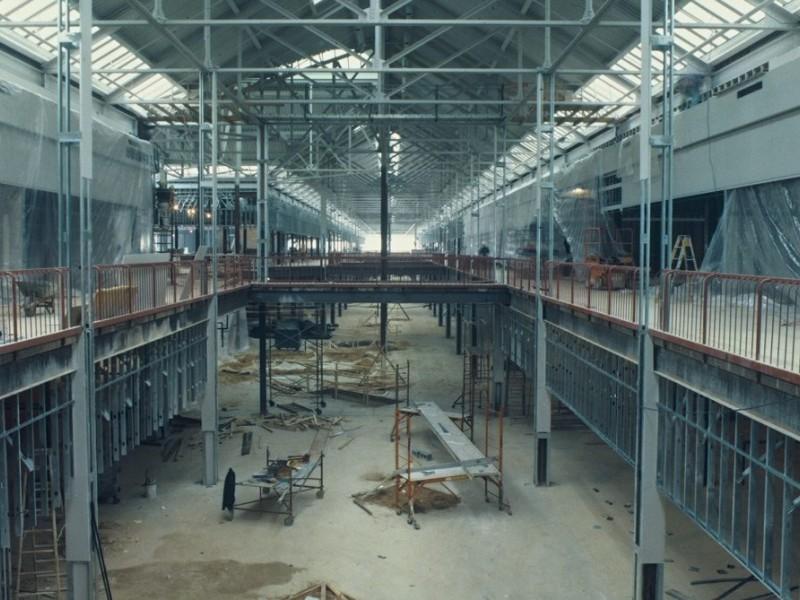 Photos White Marsh Mall Construction Grand Opening 1981