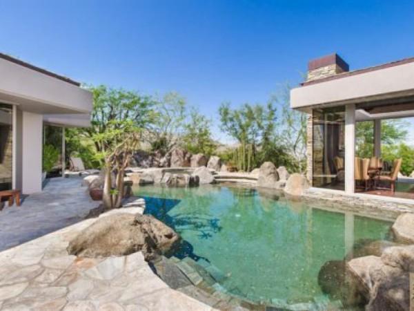 Palm desert mansion tour multi million dollar homes for for Million dollar cabins for sale