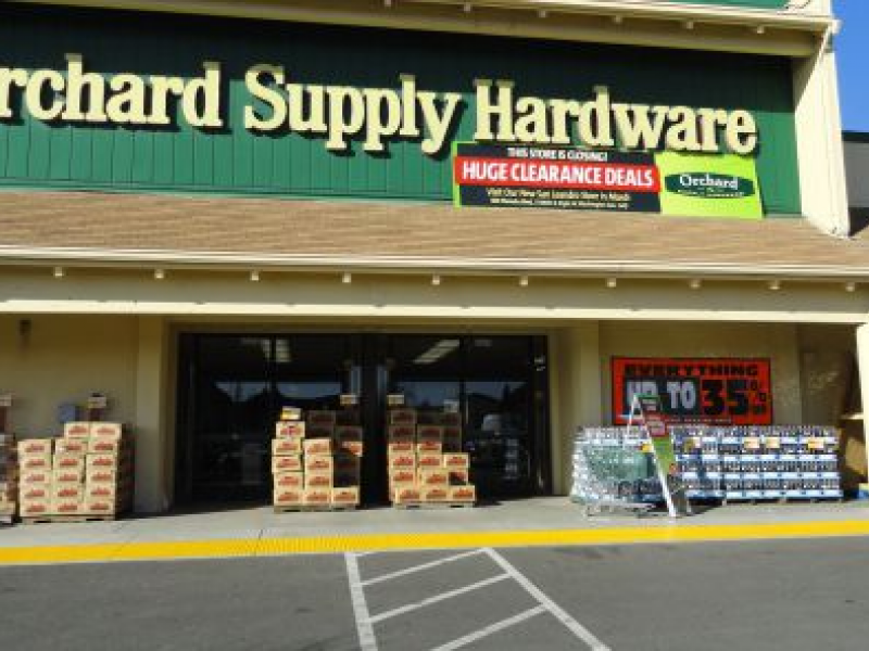 redwood city could lose orchard supply hardware