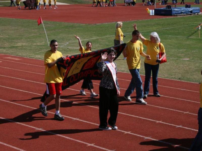 Special olympics douglasville ga